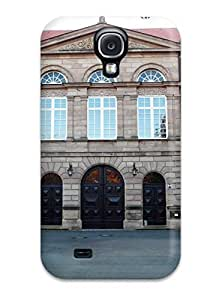 JeffreySCovey Galaxy S4 Well-designed Hard Case Cover Schloss Burgfarrnbach Protector