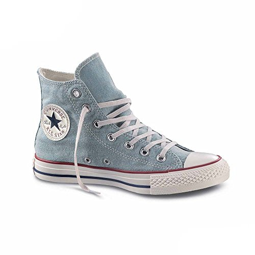 Star Denim Adulto Unisex Denim Converse Sneaker Hi All Zq1w54HO