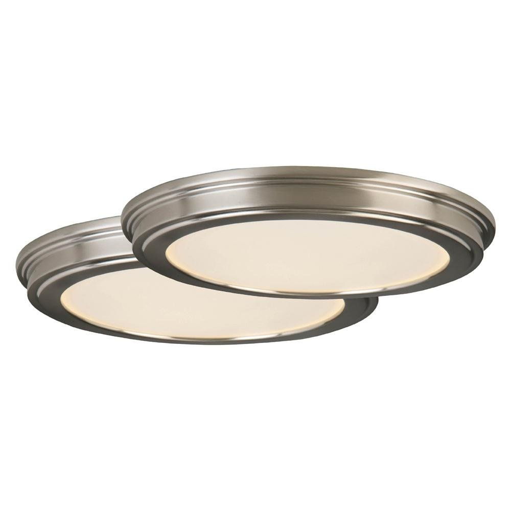Commercial Electric 24 in LED Bronze Direct Wire Under Cabinet Light 57004-bz