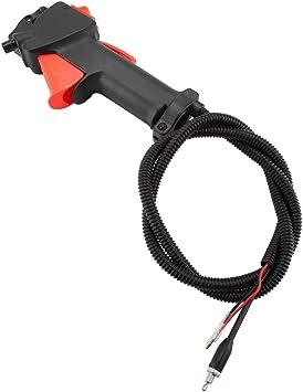 Cable Acelerador Desbrozadora Kawasaki Strimmer Trimmer Mango ...