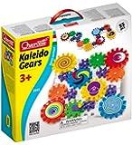 Quercetti Georello Kaleido Gears, 55 pieces