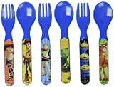 Toy Story Six Piece Fork & Spoon Set