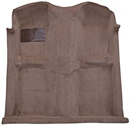 1994 to 2004 Ford Mustang Carpet Custom Molded Replacement Kit, Coupe and Convertible (830-Buckskin Plush Cut Pile)
