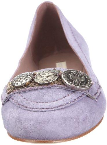 Coral Blue CB C 211123 BAL CB C 211123 BAL Damen Ballerinas Violett/Purple