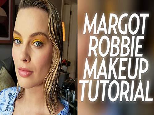Margot Robbie Makeup Tutorial -