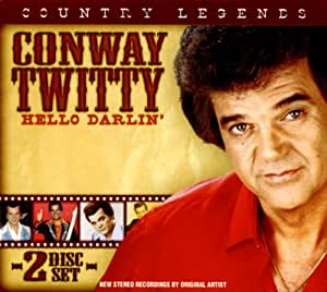 Conway Twitty - Hello Darling - YouTube