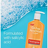 Neutrogena Oil-Free Acne Fighting Facial Cleanser