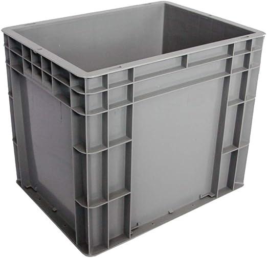 Caja Plástica Del Material De Almacenamiento De Las Piezas De ...