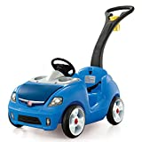 Toys : Step2 Whisper Ride II Ride On Push Car, Blue