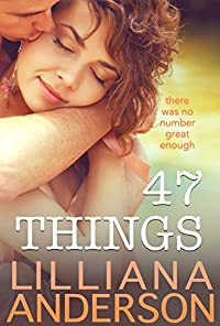 47 Things by Lilliana Anderson ebook deal