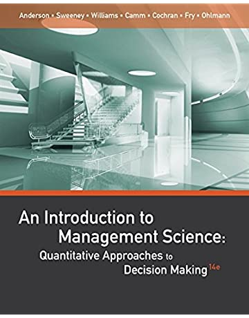 Introduction To Management Science 4th Edition Answers.zip