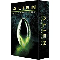 Alien Quadrilogy [Coffret Collector]