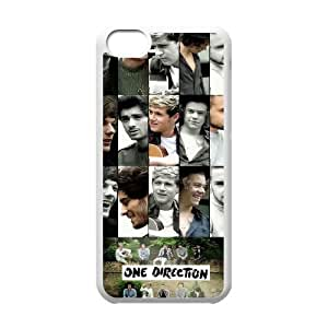 [H-DIY CASE] For Iphone 5c -Music Band One Direstion - Harry Style-CASE-16