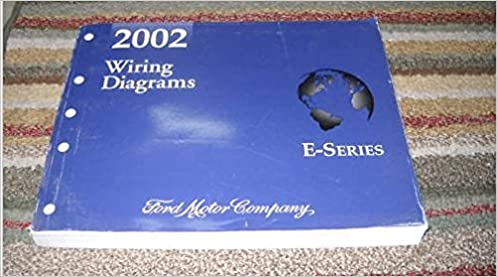 2002 ford econoline e-series van electrical wiring diagram shop service  manual: ford: amazon com: books