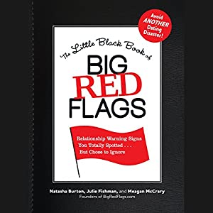 The Little Black Book of Big Red Flags Audiobook