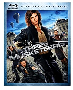 Cover Image for 'Three Musketeers , The'
