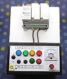 Allen Bradley Micro820 Programmable CCW PLC Trainer ~ Micro800 Training Starter Kit Ethernet