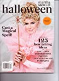 Martha Stewart - HALLOWEEN - Cast A Magical Spell! Special Issue 2013.