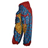 Cheap Handmade in IndiaWomen's Trousers Pants Indian Trouser Yoga Pant Wear Jumpsuit H23