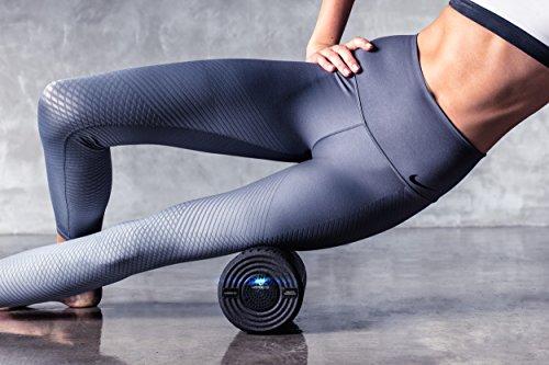 Hyperice Vyper 2.0 High-Intensity Vibrating Fitness Roller - Black