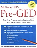 img - for McGraw-Hill's Pre-GED : The Most Comprehensive Review of the Skills Necessary for GED Study book / textbook / text book