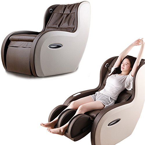Shiatsu Roller Leather Massage Recliner