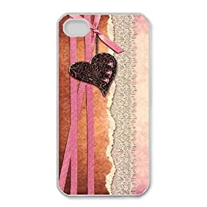 iphone4 4s Phone Cases White Vintage Paper FNR731841