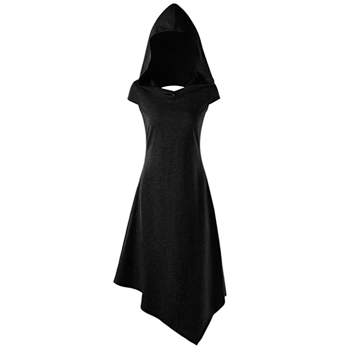 Amazon.com  Hooded Dress d4488080be59