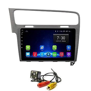 Radio de Coche GPS Navi Android 8.1 IPS en el salpicadero ...