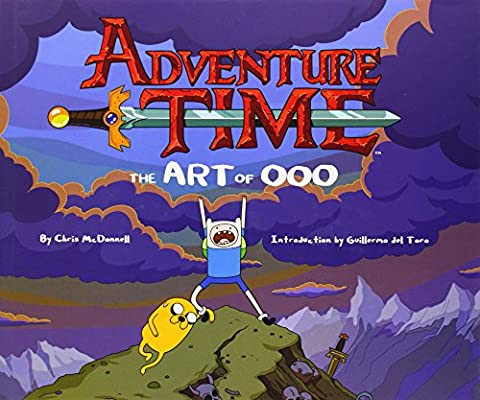 Adventure Time  The Art of Ooo  Chris McDonnell 30f7fc200222b