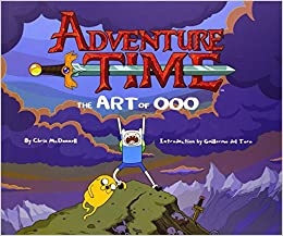 Amazon adventure time the art of ooo chris mcdonnell cartoon voltagebd Gallery