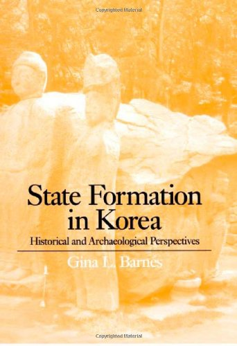State Formation in Korea: Emerging Elites (Durham East Asia Series)
