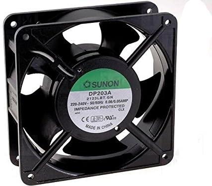 Sunon ventilador 120 x 38 mm DP203A2123LBTA24 AC 230 V 1700 U/min ...
