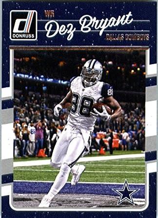 0effef60673 Amazon.com: 2016 Donruss #80 Dez Bryant Dallas Cowboys Football Card-MINT:  Collectibles & Fine Art