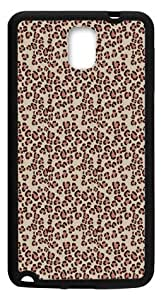 Outlet Store Sale!! Phone Case, Sexy Leopard Custom Plastic and TPU Black,white Hard Case for Samsung Galaxy Note 3 (31)