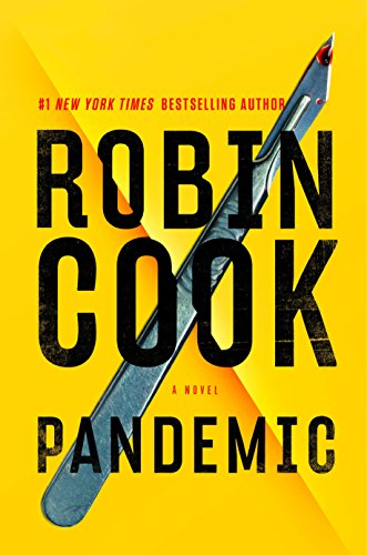 Pandemic by Robin Cook