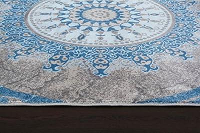 1483 Area Rug Greek Key Carpet Large New