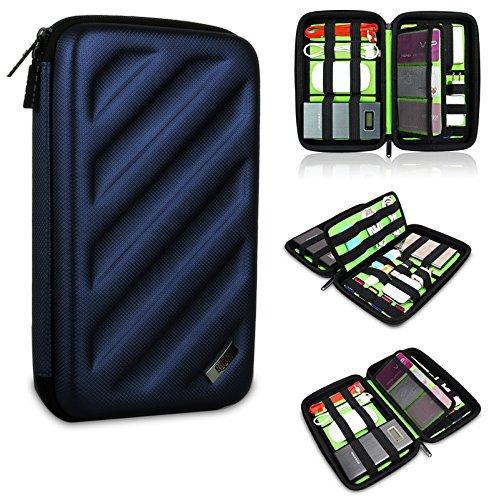 Amazon.com: Travel Organizer Bag Portable EVA Travel Luggage Hard ...