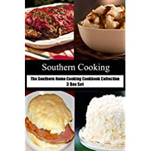 The Southern Home Cooking Cookbook Collection 3 Box Set