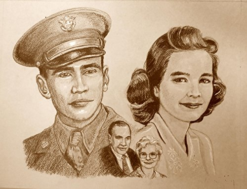 Amazon Custom Portrait Drawing Of People Anniversary Art Of