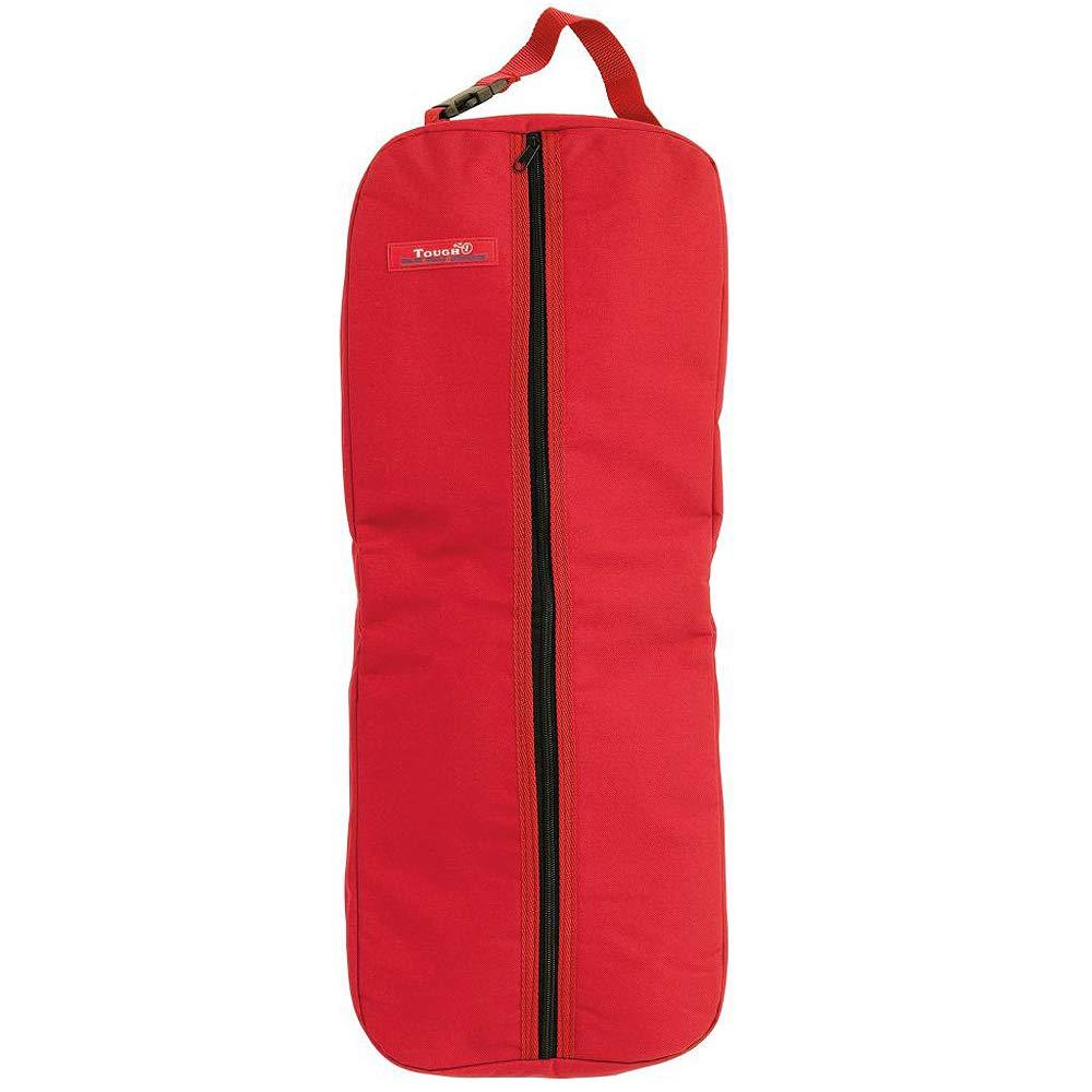 Red Tough 1 Tough-1 Nylon Poly Bridle Halter Bag