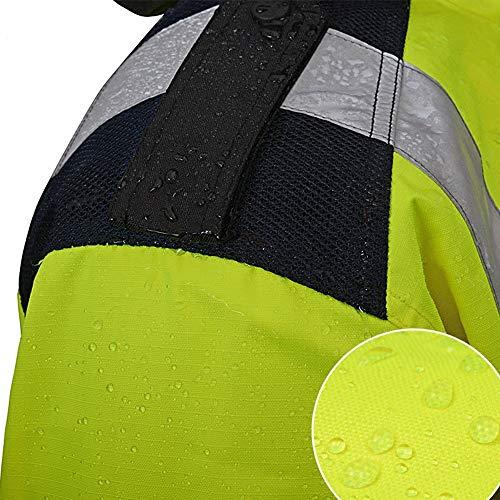 Per sottile Moda Adulti All'aperto Da Impermeabili Trekking Equitazione size E Trasparente Impermeabile Poncho Donna Guyuan S Ultra Lungo Uomo Pd8q8w