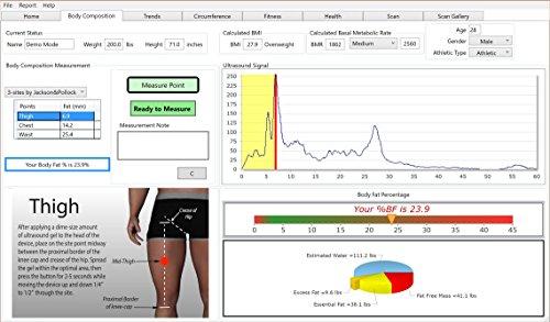 BodyMetrix Professional Ultrasound Body Composition by BodyMetrix (Image #2)
