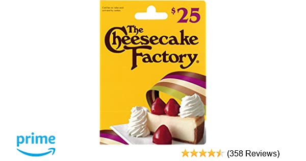 picture relating to Cheesecake Factory Coupons Printable called The Cheesecake Manufacturing facility Present Card