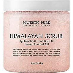 Majestic Pure Himalayan Salt Body Scrub ...