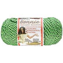Pepperell Bonnie Macrame Craft Cord, 4mm by 100 yd, Lettuce