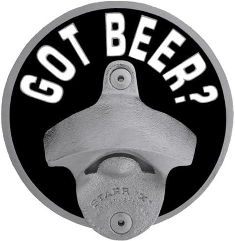 Siskiyou STH260TG Got Beer Bottle Opener Hitch Cover