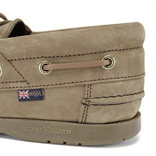 F944152 Shoe Henri Brown Caramel Solent 2016 Deck Lloyd Nubuck Pgx8pvRn