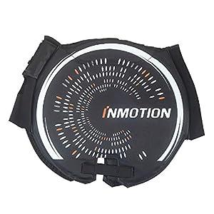INMOTION V8Schutzhülle für gyroroue Unisex Erwachsene, Grau/Schwarz