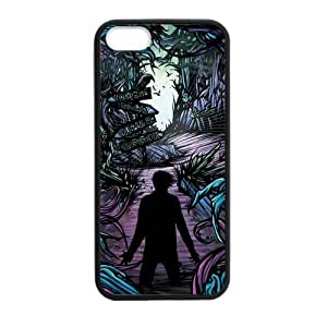 Casebynow A Day To Remember ADTR Quotes Plastic TPU Case Cover Skin For iphone 4s